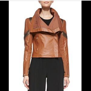6 Shore Road Chloe Leather Jacket